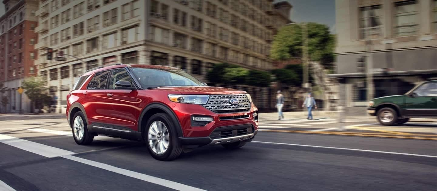 Ford Offers June 2020 First Drive Ford Explorer 2020 Ford