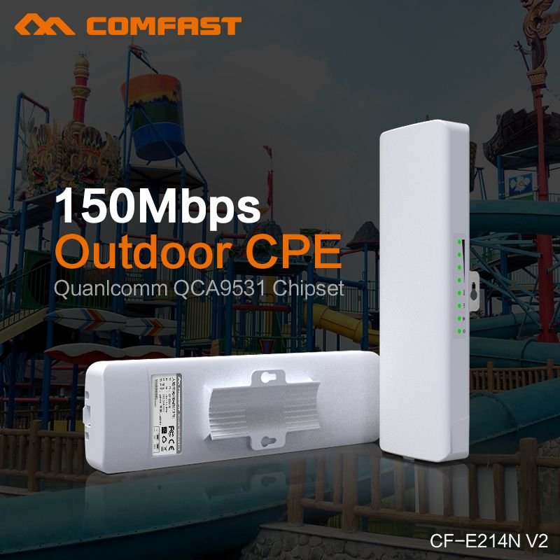 COMFAST CF-E214N 150Mbps High Power Outdoor Wireless AP/ wifi