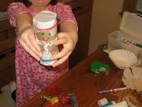 Twelve Crafts Till Christmas: crafts for kids: we're on a roll! Raijmakers