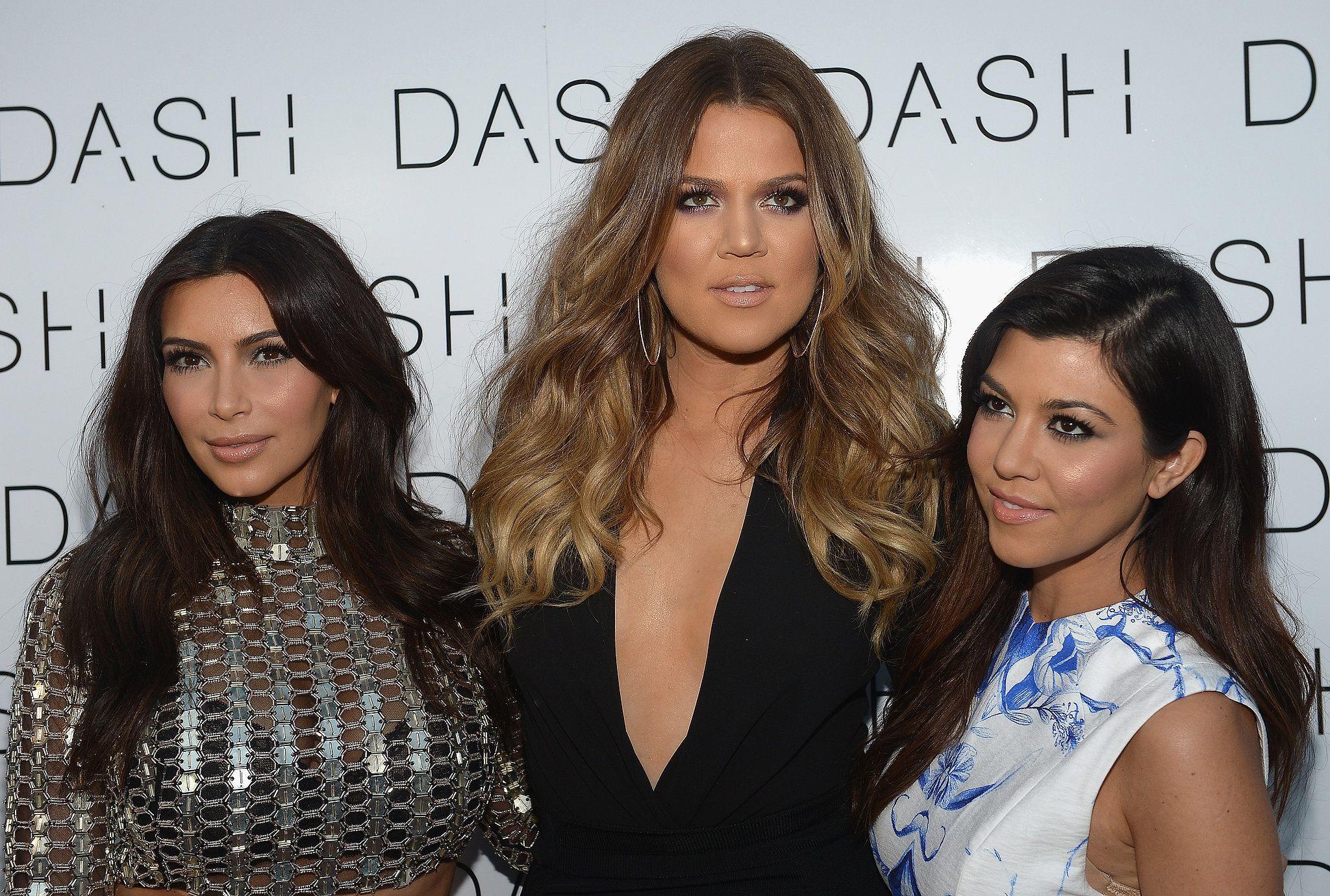 The Kardashian Klan  Kourtney kardashian Kardashian and Beach waves