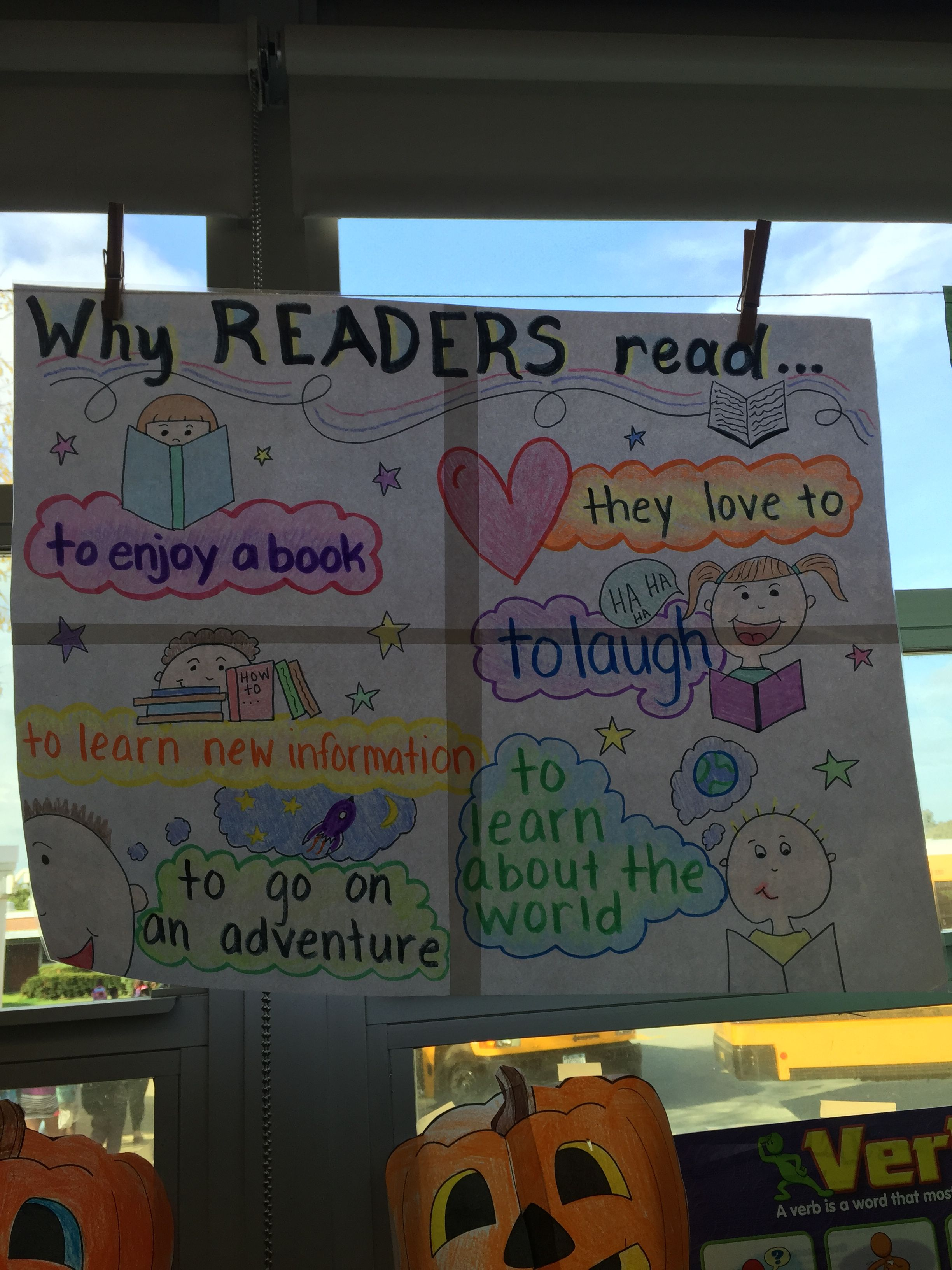 Why Readers Read