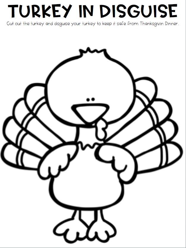 Fantastic Fall Lessons Ashleigh S Education Journey Turkey Disguise Fall Lessons Thanksgiving Preschool