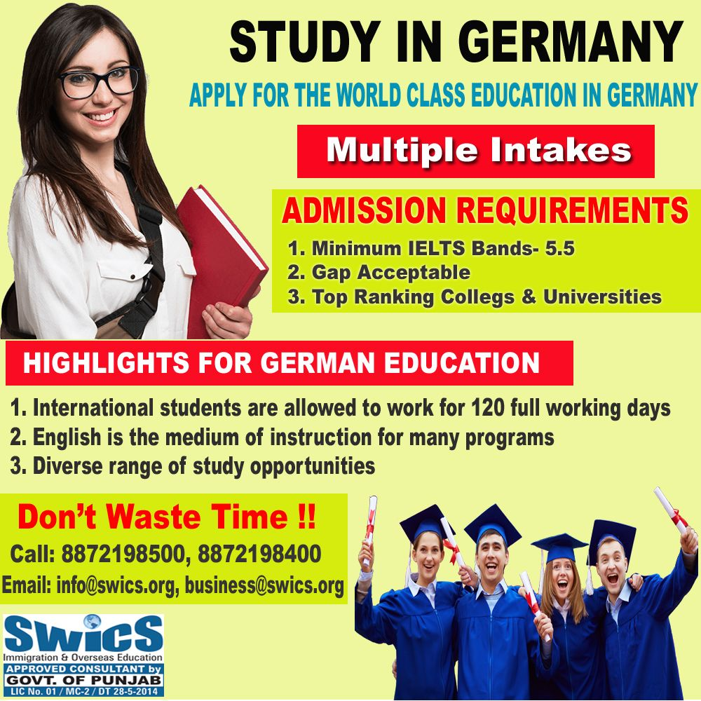 Study in Germany: Frequently Asked Questions | Top ...