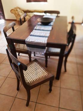 Stinkwood Regency Chairs X6 Regency Chair Chair Furniture
