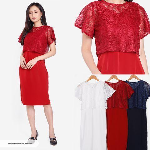 Koleksi Dress Pesta Super Mewah Model Terbaru Trend Fashion Baju