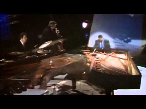 1/ TOM JOBIM  & 2/ OSCAR PETERSON  WAVE (1976 BBC & 1986 MONTREAL)