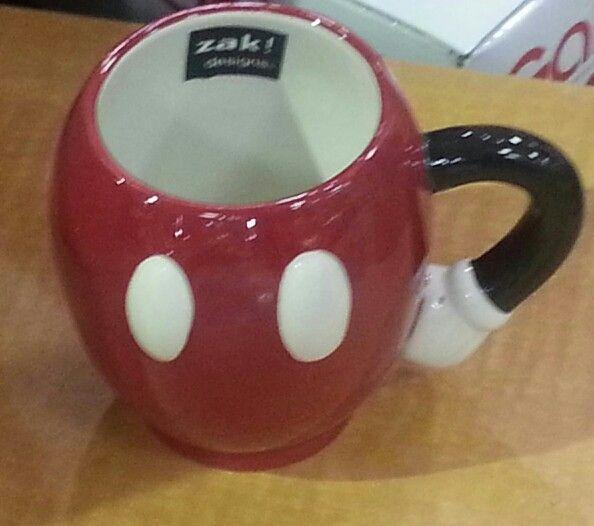 Mickey Mouse coffee mug. Ralph's Market.