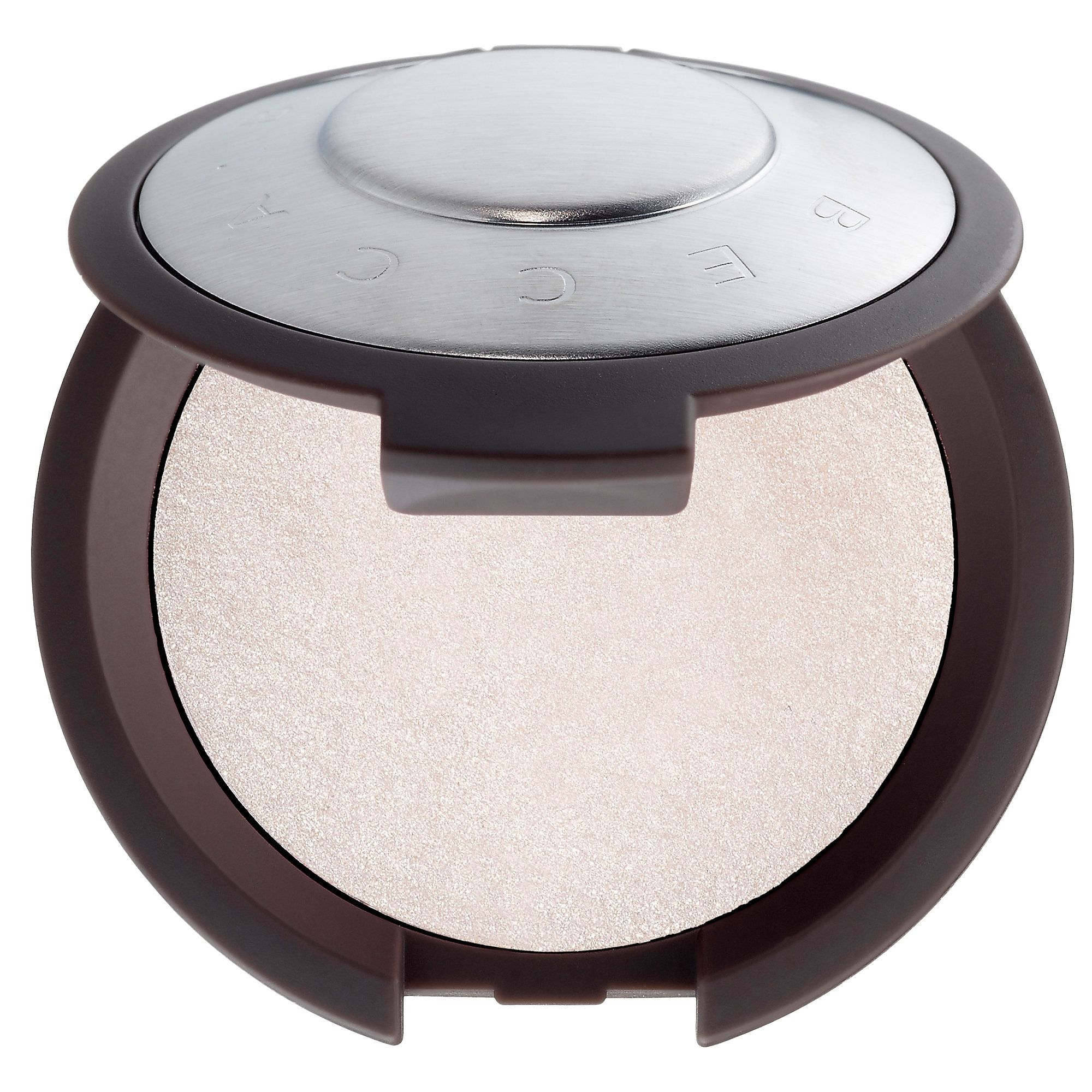 Shop Becca's Shimmering Skin Perfector Pressed at Sephora. It absorbs, reflects, and refracts light to create a unique glow.#highlighter