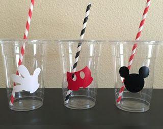 55 ideas de decoraciones para Fiesta Mickey Mouse #mickeymousebirthdaypartyideas1st