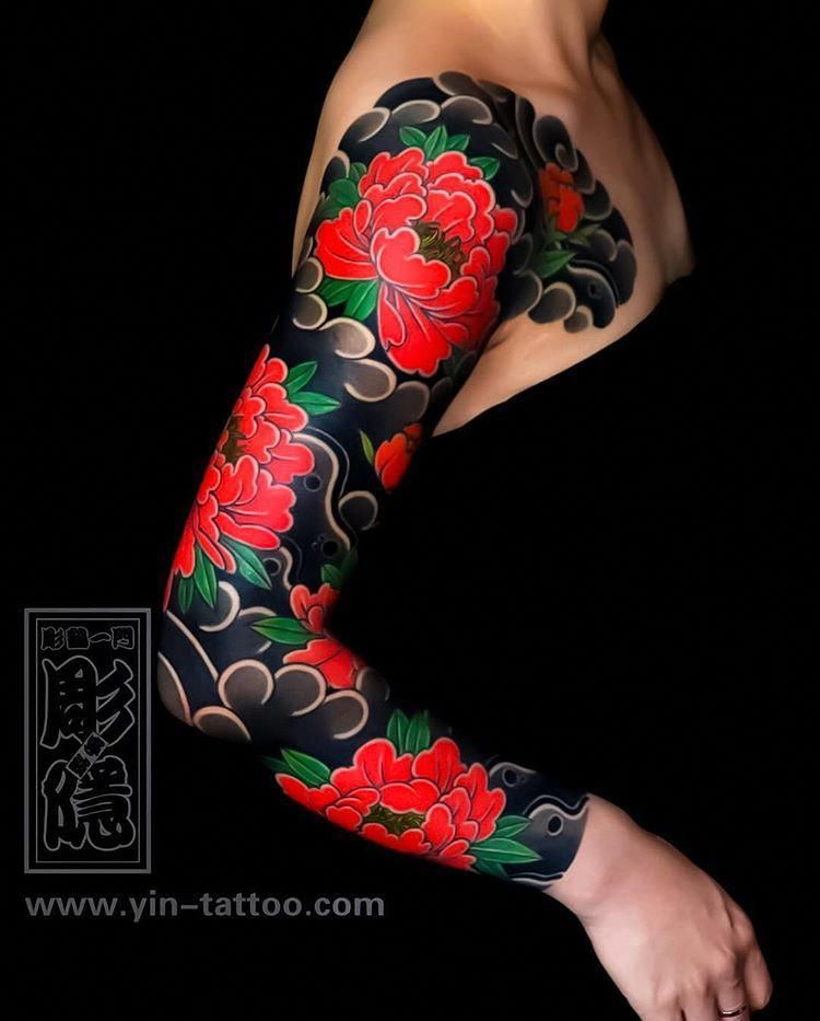 japanese tattoos symbols and meaning #Japanesetattoos
