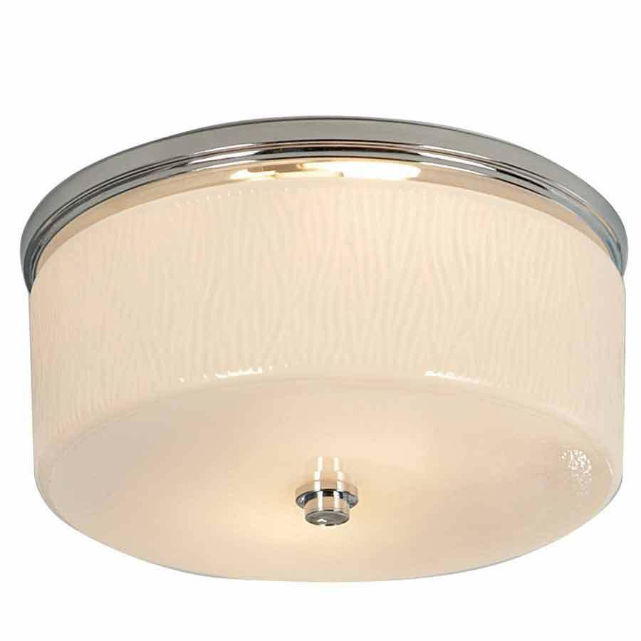 Powder Room Allen Roth 1 5 Sone 90 Cfm Chrome Bathroom Fan With Light