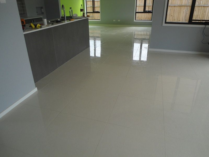 600x600 Polished Porcelain Tiles Like The Tile Type Not 100 Sure On Colour
