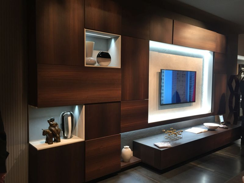 How And Why To Decorate With Led Strip Lights Wall Mounted Tv Led Lamp Design Modern Wall Units