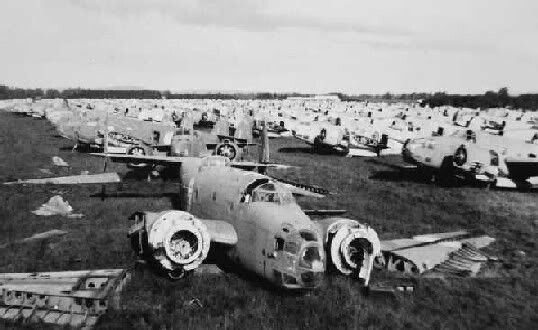 RNZAF maintained Rukuhia as a Storage Depot for surplus WW2 aircraft.  rnzaf.proboards.com .