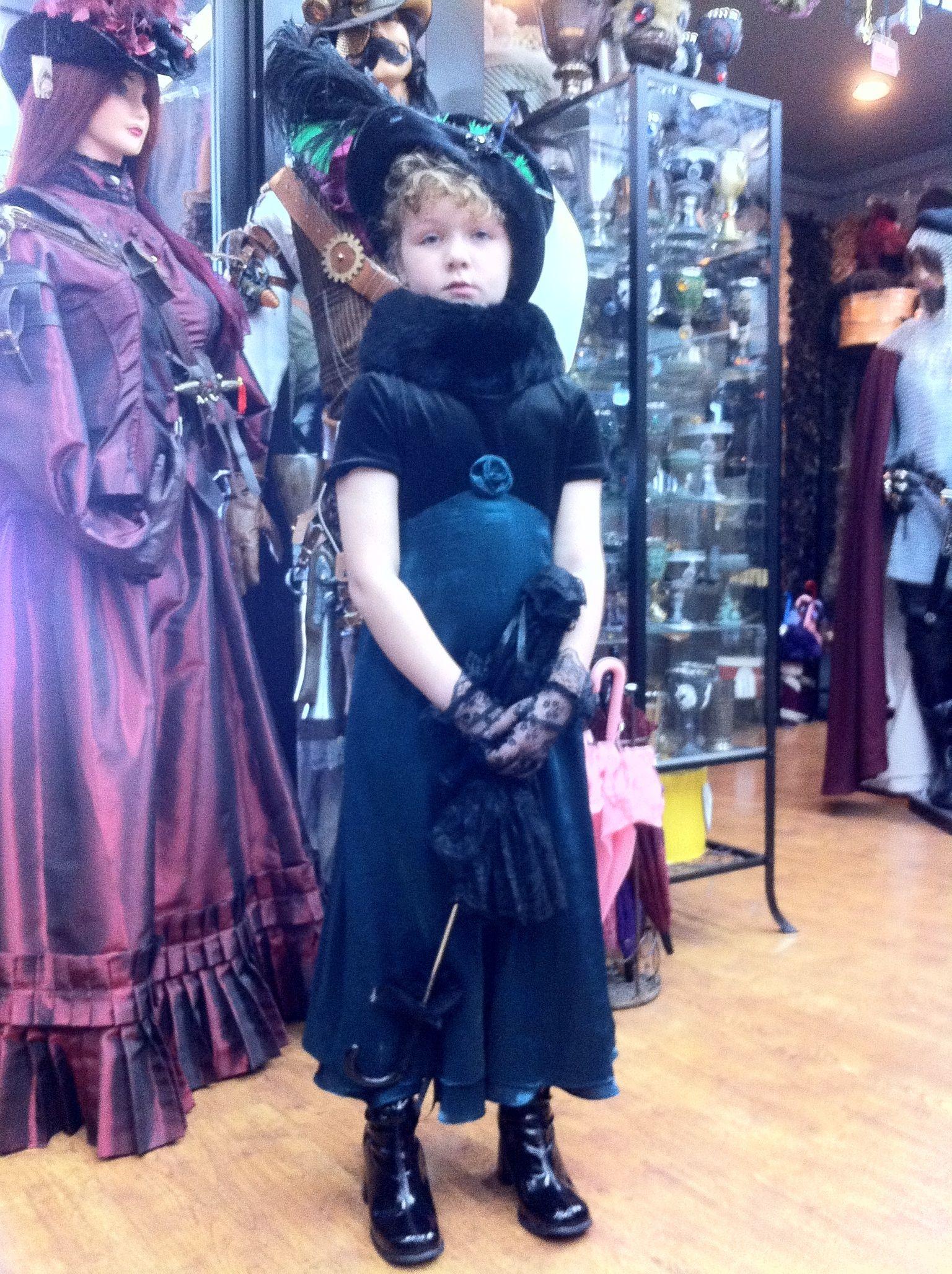 4fa62007ca3 Kid s Halloween Costumes at Dallas Vintage Shop!