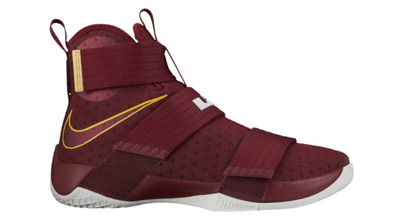 reputable site fb448 ebb25 Release Date  Nike LeBron Zoom Soldier 10 Christ The King