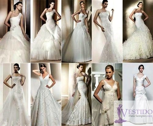 Vestido de Noiva Wedding Dress 3