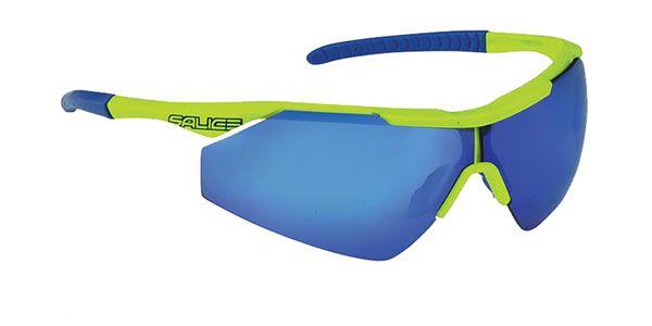 Salice 004 YE/BLRW Sunglasses