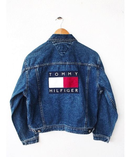Tommy Hilfiger Color   DARK BLUE AND LIGHT BLUE SIZE   OVERSIZE If you want  to ac64c6cdf6a18