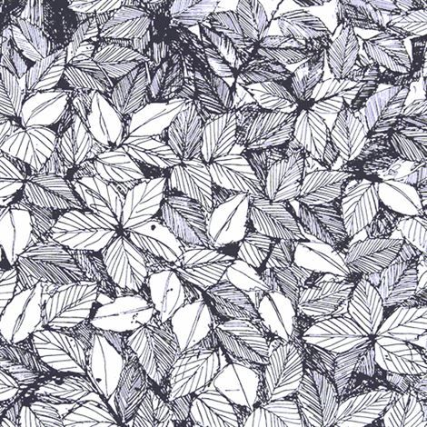 Hassel  svartvit  Viola Gråsten