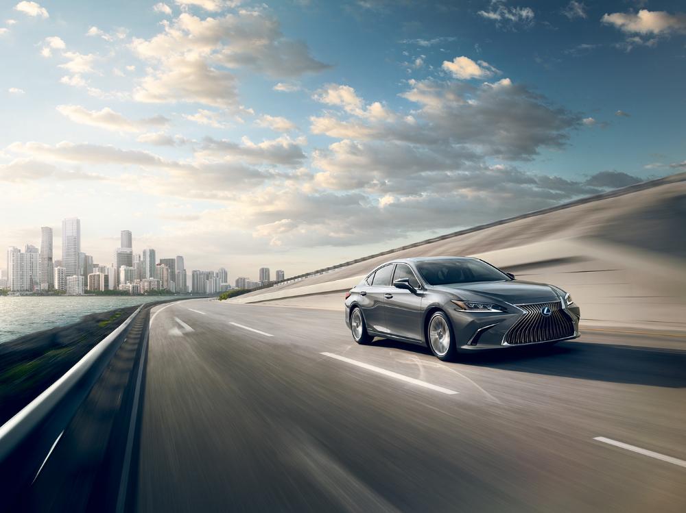 Lexus Es On Behance Lexus Es Lexus Lexus Cars
