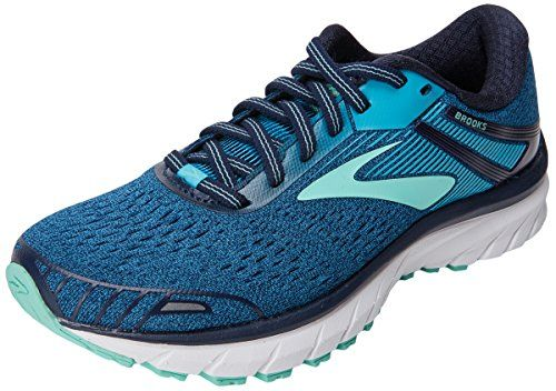 d3508af6408 Chic Brooks Brooks Women s Adrenaline GTS 18 Navy Teal Mint 5.5 B US womens  shoes.   78  perfecttopbuy from top store