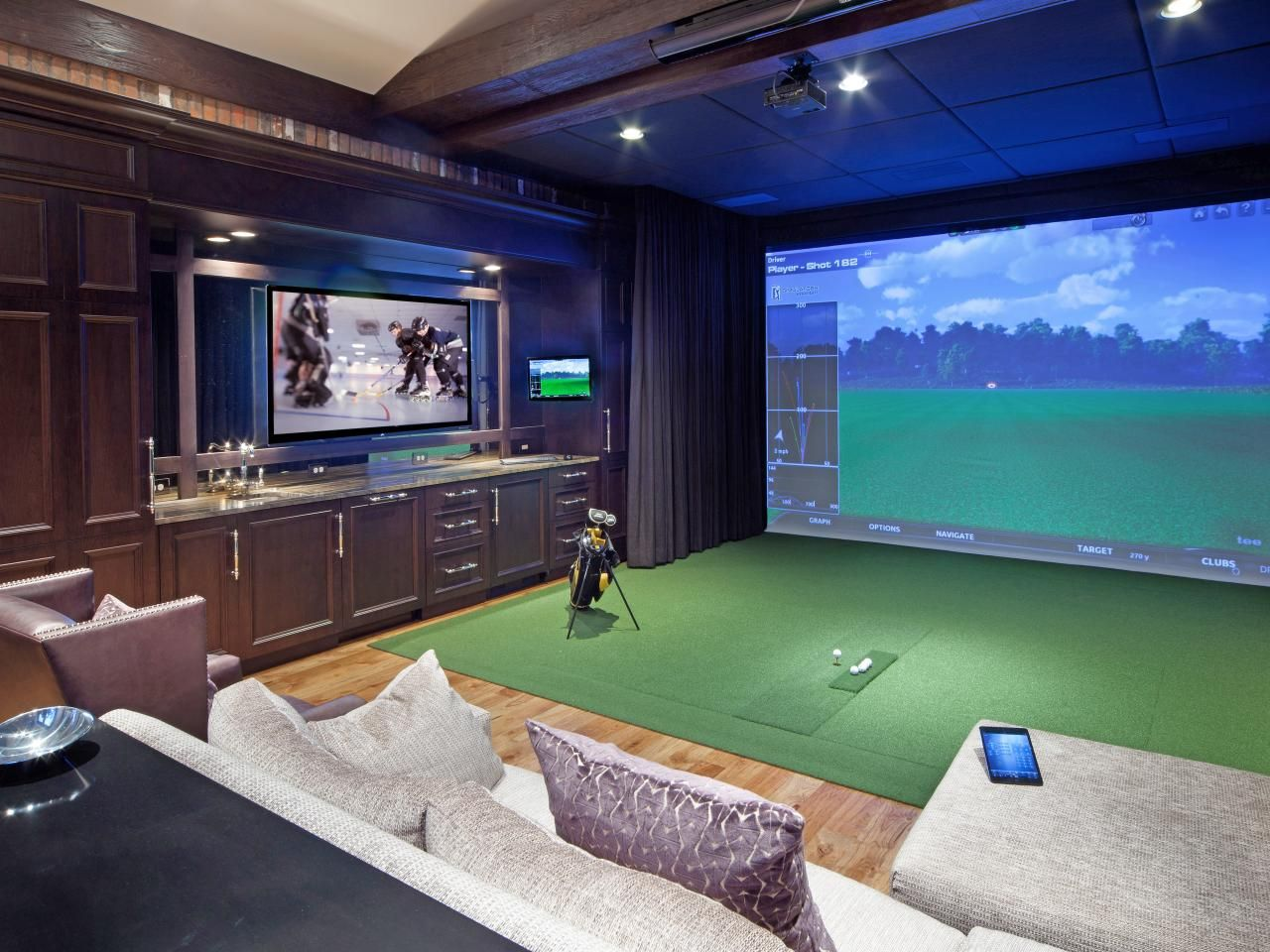 Awesome Home Media Room Ideas DesignAmazing Pictures Small - Awesome media room designs