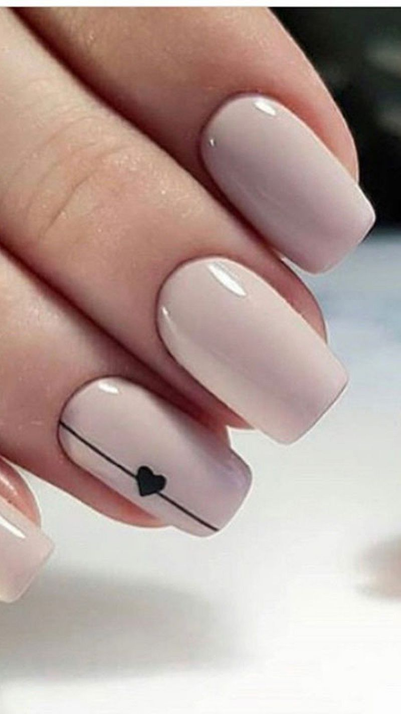 Business Tomato Classic Nail Designs Classy Nails Minimalist Nail Art