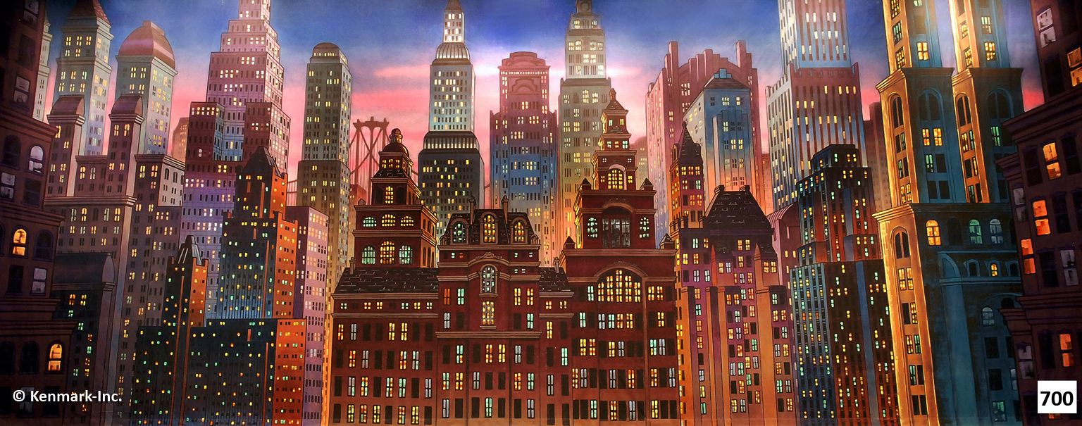 700d New York City Theatrical Backdrop Rentals By Kenmark City Backdrop New York City Backdrops