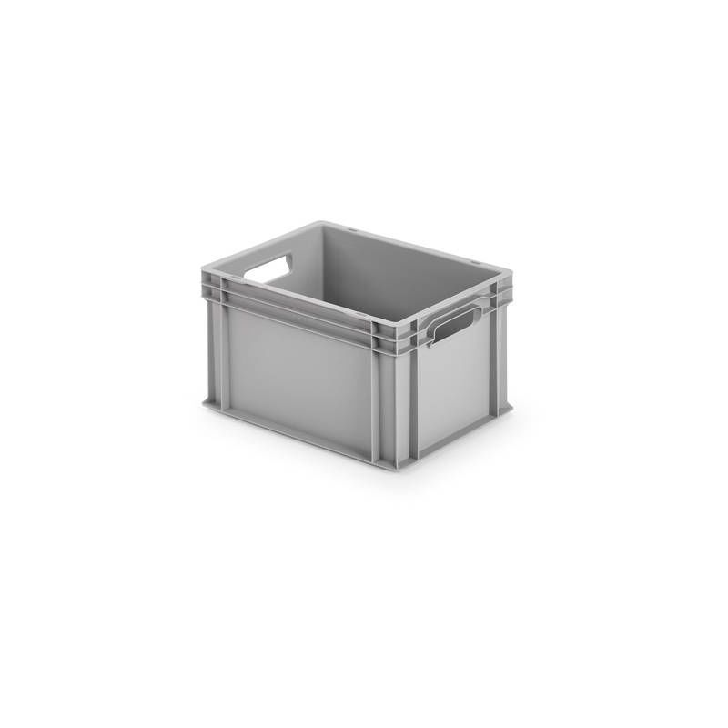 Alutec 75040 Bac En Plastique Ferme L X H X P 400 X 235 X 300 Mm Gris 1 Pc S Canning