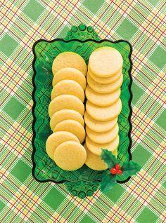 Recette de Ricardo de biscuits au beurre de base