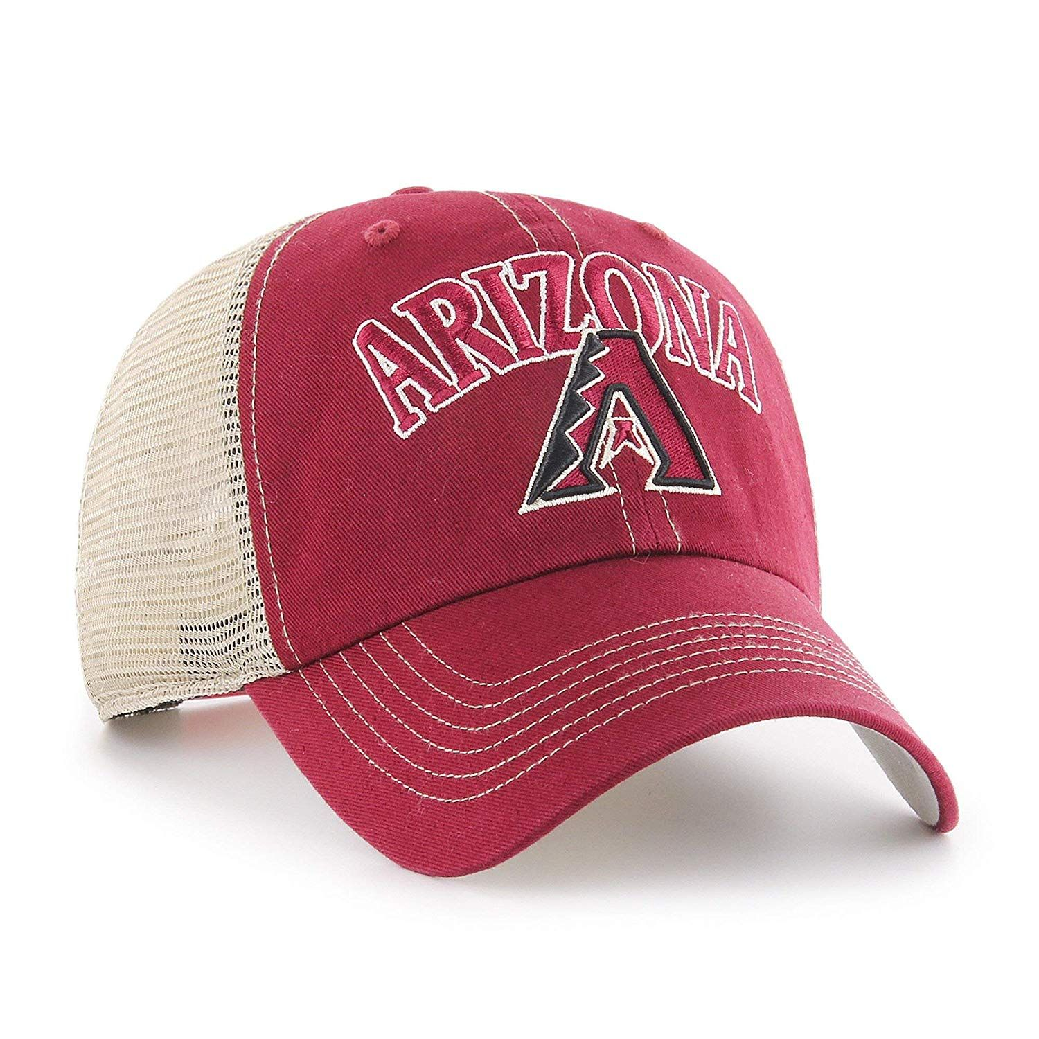 10cf89ea4 Fan Favorite MLB Arizona Diamondbacks Aliquippa Adjustable Hat, $27.99