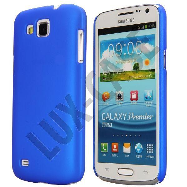 Slim Series (Blå) Samsung Galaxy Premier Deksel