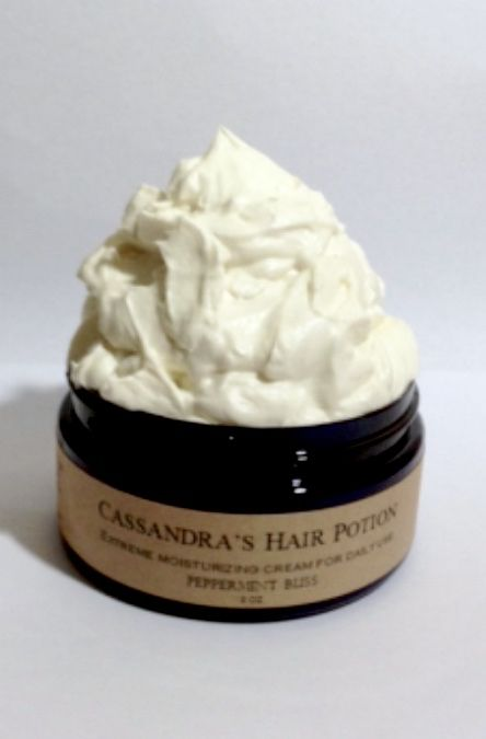 Cassandra's Hair Potion: Whipped Shea Butter Coconunt Serenity