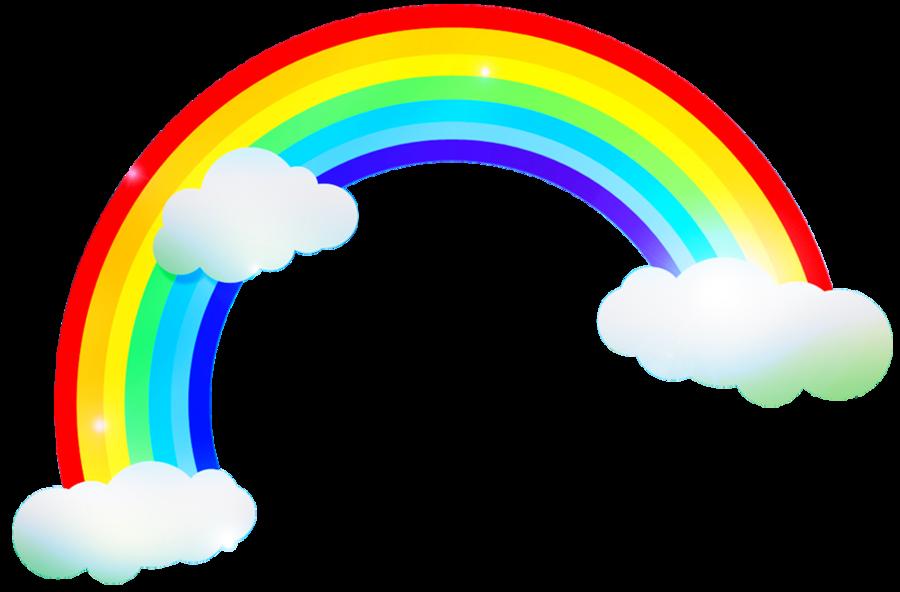 rainbow clipart for kids - Google Търсене | rainbows | Rainbow ...
