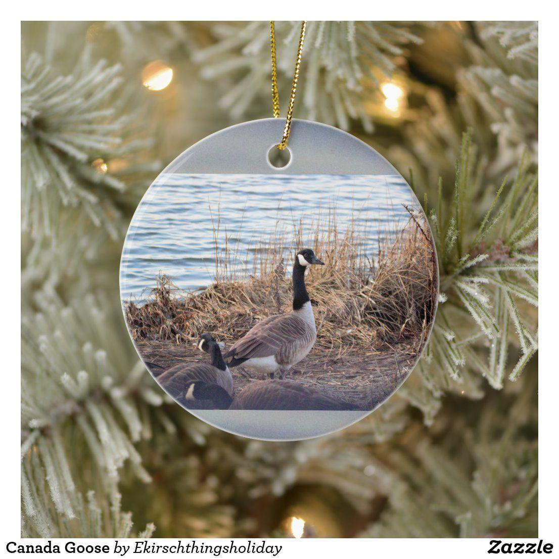 Canada Goose Ceramic Ornament in 2020