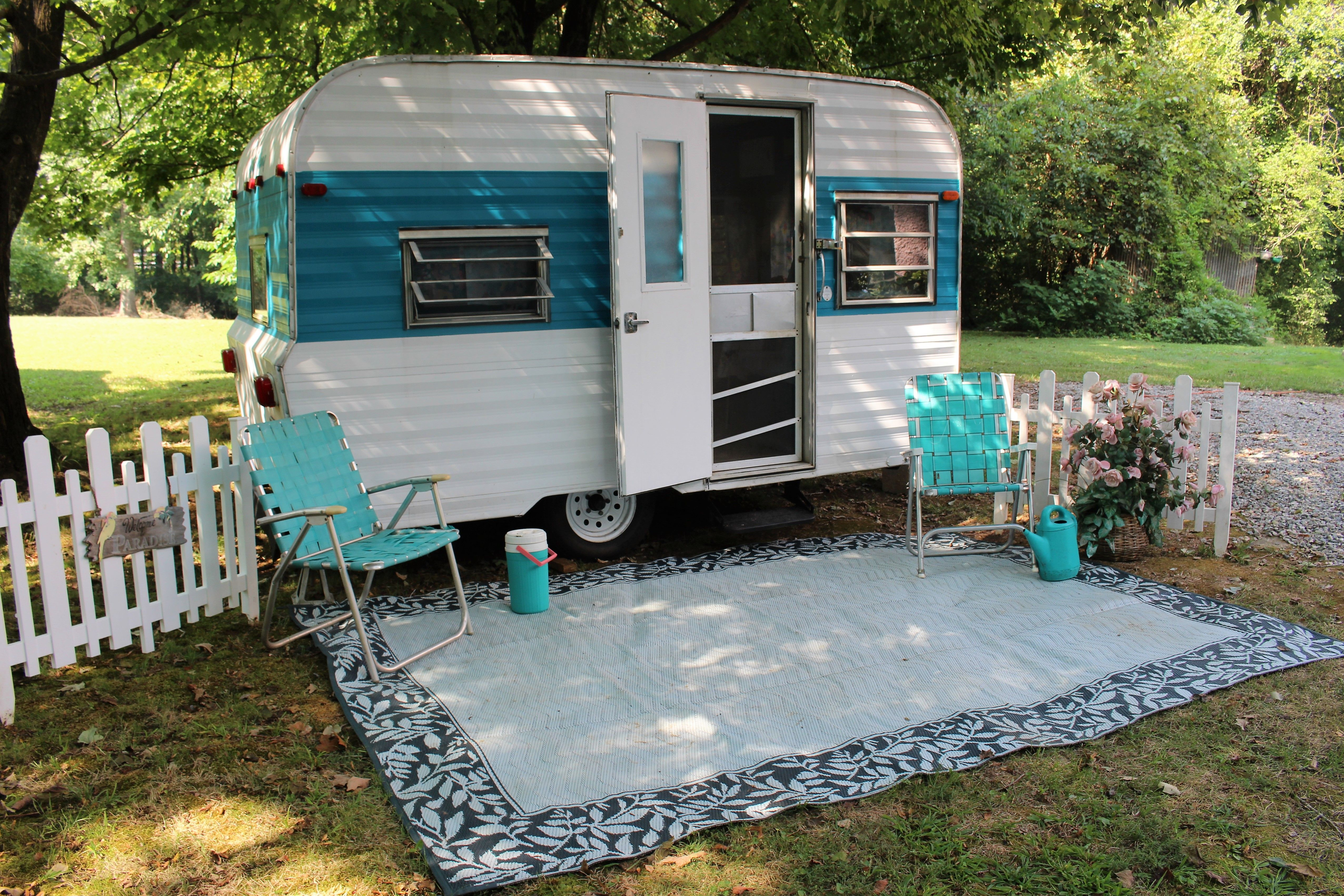 1978 Go Tag Along For Sale Renovation Caravane Caravane Deco Interieure