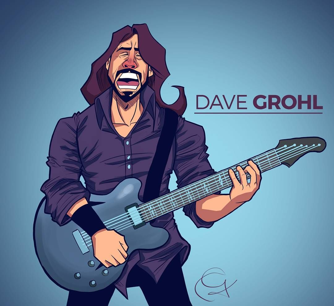 dave grohl @guilorenzoo