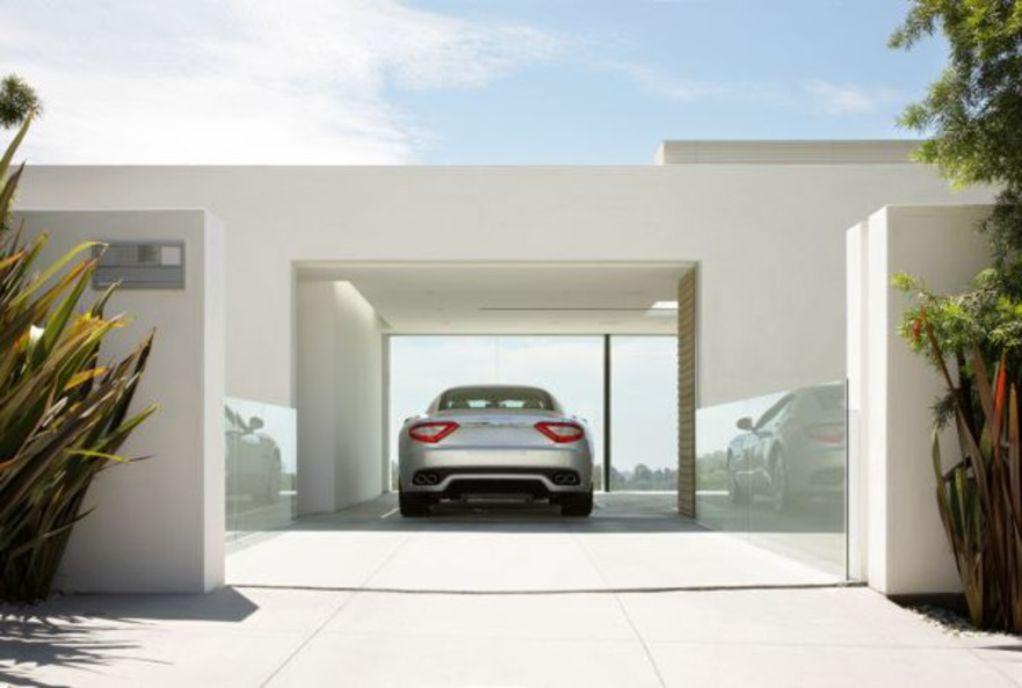 Blazepress The Most Popular Posts On The Internet Garage Design Interior Garage Design Garage Interior