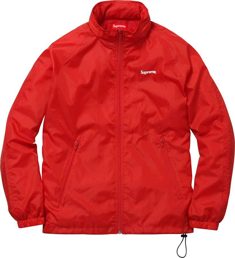 Supreme Windbreaker Warm Up Jacket | Things to wear | Pinterest ...