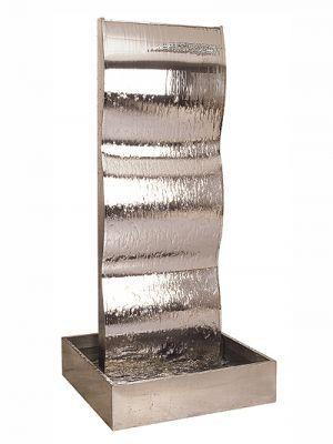 Fontaine mur d\u0027eau- Chutes d\u0027Hambel (175cm x 60cm) - fontaine a eau d interieur