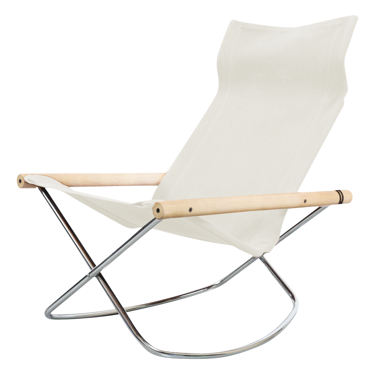 NY Rocking Chair by Takeshi Nii Rocking chair, Chair