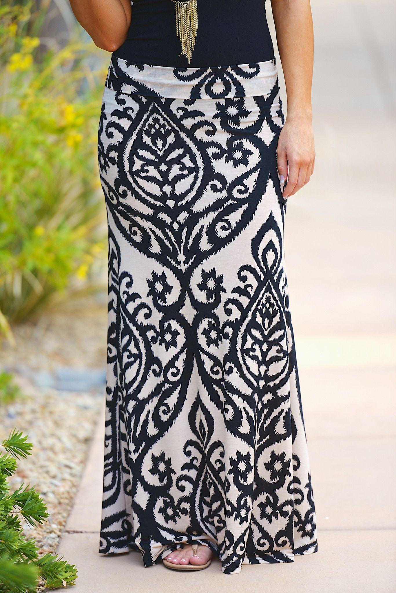 17464d2ace La falda larga es más bonita que la falda corta. La falda es interesante