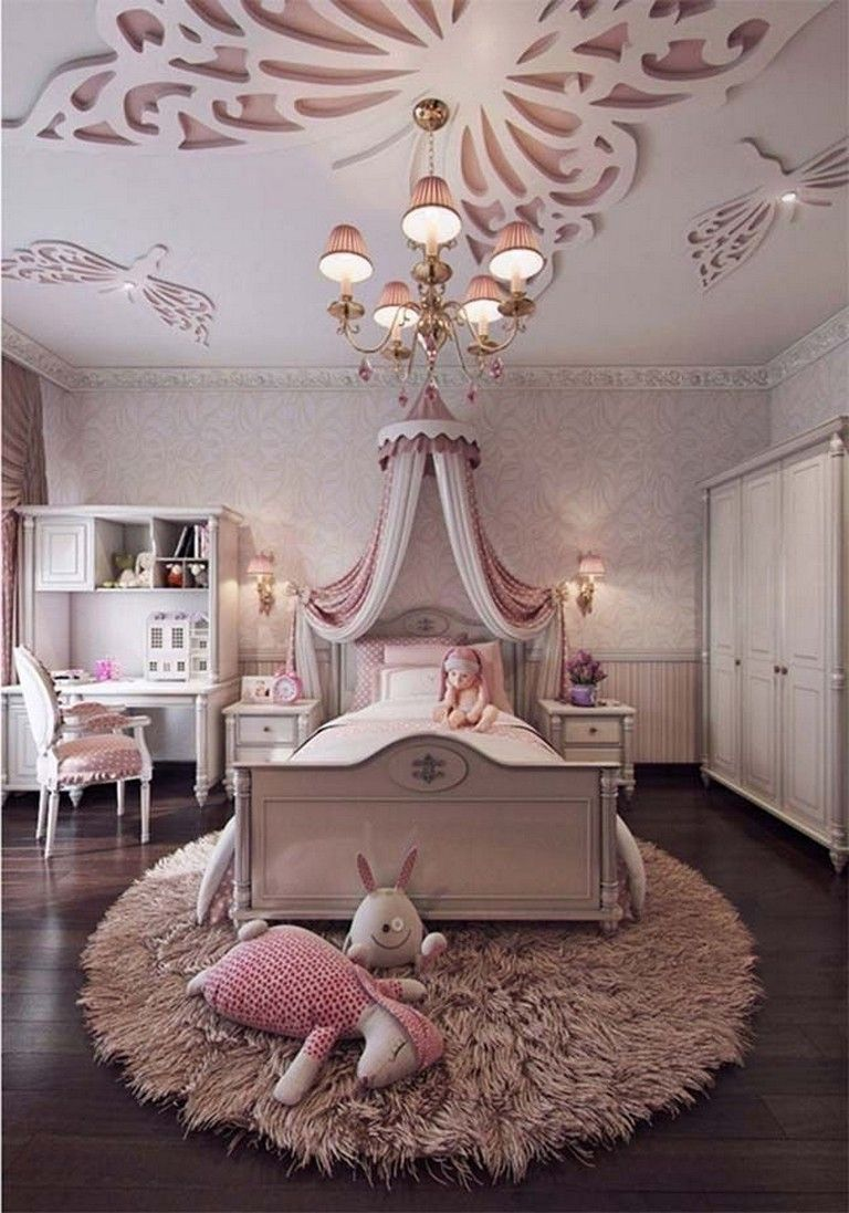 29 Beautiful Fairy Tale Bedroom Ideas For Little Girls Bedroom Bedroomdecor Bedroomdecorideas Girl Room Girl Bedroom Designs Little Girl Bedroom
