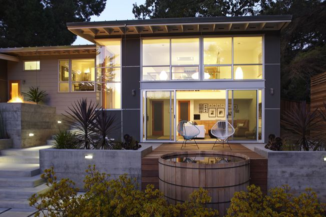 Architect Jim Miller from Oculus Architecture in Emeryville California worked…