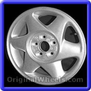 Ford Taurus 1994 Wheels & Rims Hollander #3737  #FordTaurus #Ford #Taurus #1994 #Wheels #Rims #Stock #Factory #Original #OEM #OE #Steel #Alloy #Used