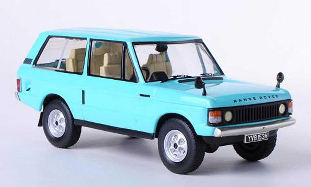 Land Rover Range Rover 3 5 Blue Rhd 3 Turer 1970 Ixo Land Rover Range Rover 3 5 Blue Rhd 3 Turer 1970 Miniature 1 43
