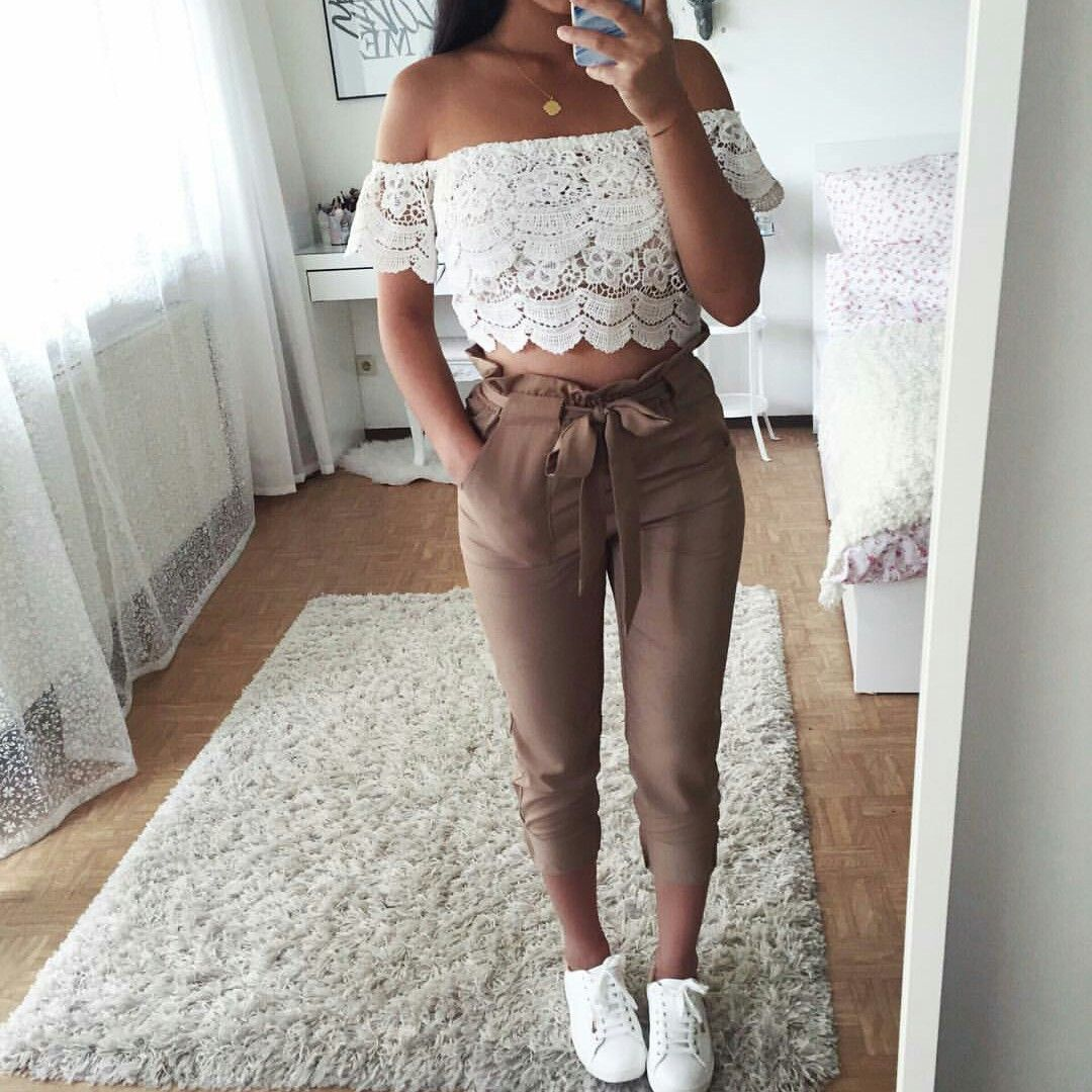 Those pants 😍