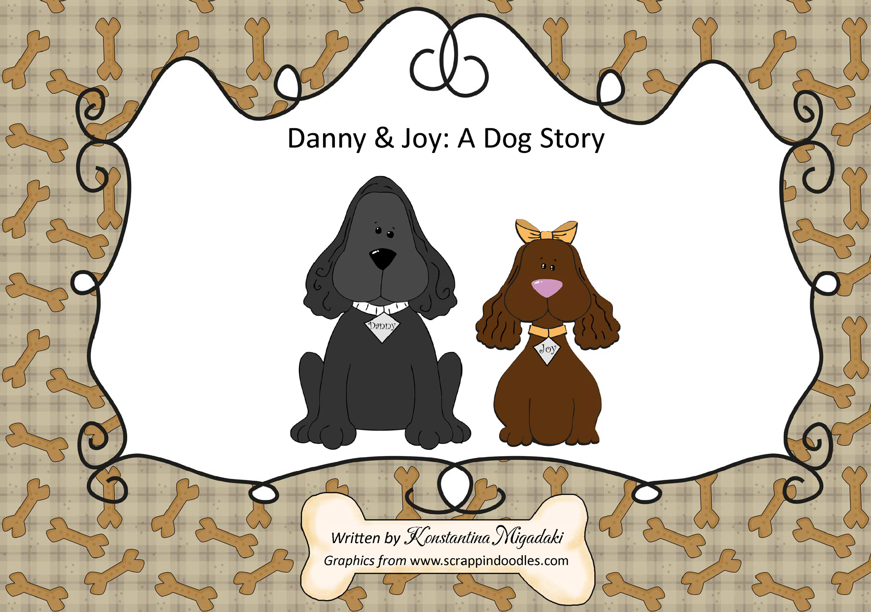 Dog Story With Printable Worksheets Pre K And Kindergarten