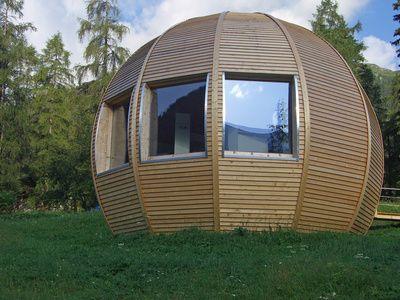 maison en bois d me convivialit du bois pinterest maison bois maison et bois. Black Bedroom Furniture Sets. Home Design Ideas